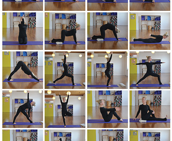 Online Heather Yoga Shala