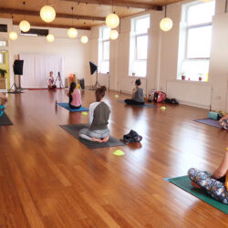 Your Safe Space, Join Us For Free Yoga Nidra.