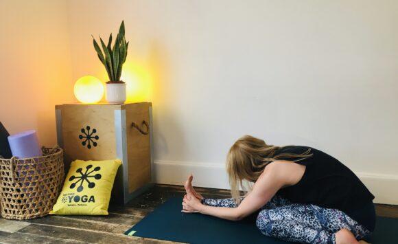 Forward Folds: Letting go of Flexibility