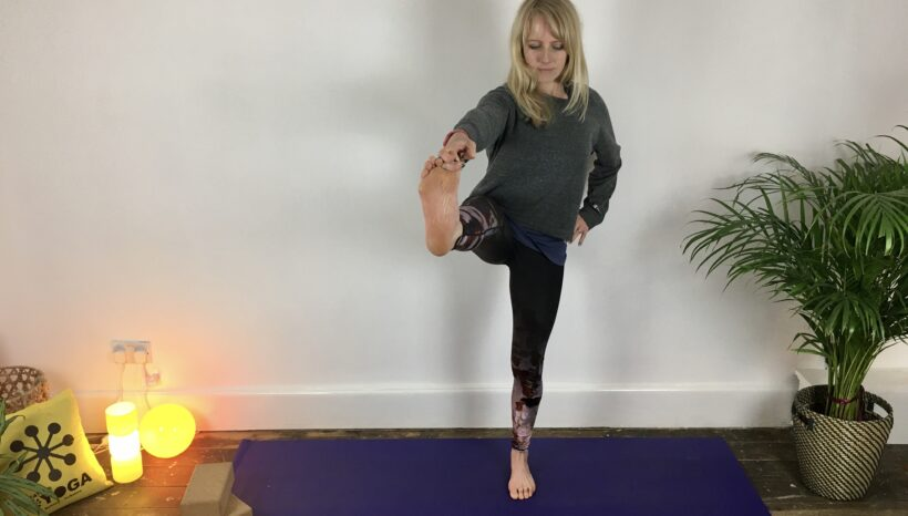 Developing my Home Practice During Teacher Training
