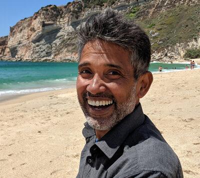 Meeting Sudhir Rishi