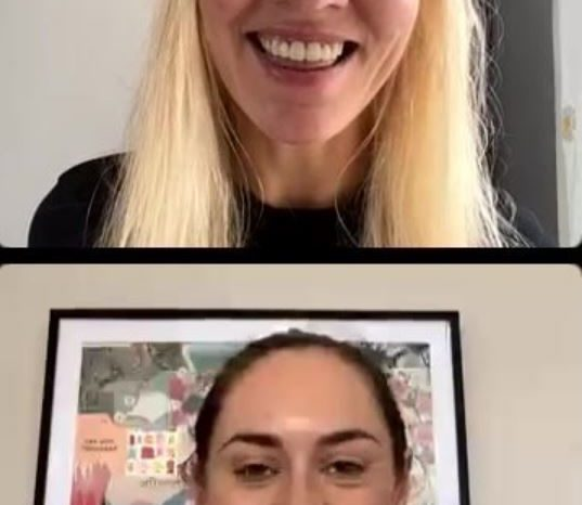 Meet The Trainees: A conversation with Heather & Louise