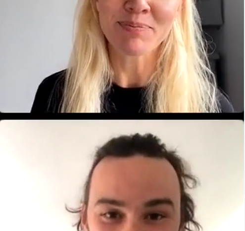Meet The Trainees – A conversation with Heather & Ross