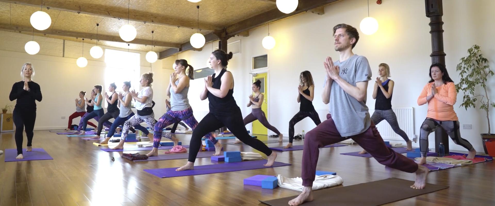heather yoga saltaire